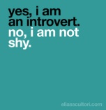 introvert-not-shy
