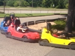 Staycation travel: from GoCarts