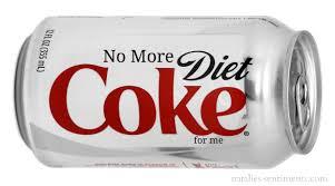 diet coke images